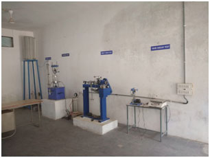 Geotechnical Engineering Lab